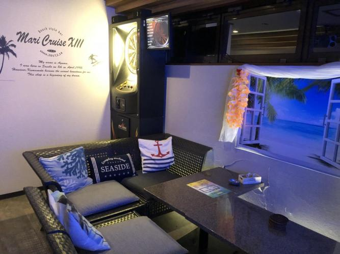 BEACH STYLE BAR  MARI CRUISE ⅩⅢ 熊本市中心部
